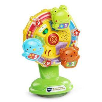 Malaysia Prices VTech Baby Lil Critters Spin and Discover Ferris Wheel