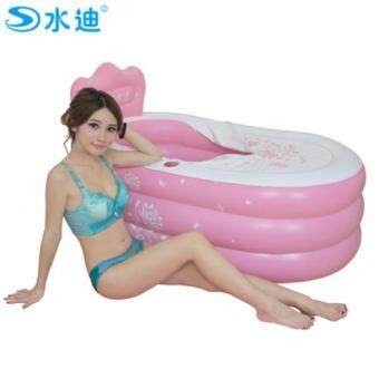 Malaysia Prices Shuidi Enhance Version 130cm Inflatable Bathtub Adult below height 165cm [NP112] -
