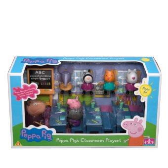Malaysia Prices Peppa Pig Classroom Playset Toy