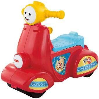 Malaysia Prices Fisher-Price LAUGH & LEARN INFANT SMART STAGES SCOOTER (12-36 months)