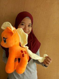 Malaysia Prices My Little Pony Large Size 40cm x 40cm (Orange)