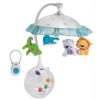 Malaysia Prices Fisher-Price Precious Planet 2-in-1 Projection Mobile