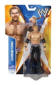 Malaysia Prices WWE Basic 39 Christian Wrestling Action Figure