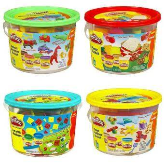 Malaysia Prices PlayDoh Mini Bucket All in One (Pack of 4)