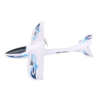 Malaysia Prices Wltoys F959 Aircraft SKY-King 2.4G 3CH Radio Control RC Helicopter(Blue)