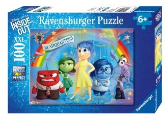 Malaysia Prices Ravensburger Disney Inside Out Mixed Emotions Puzzle (100 Piece)