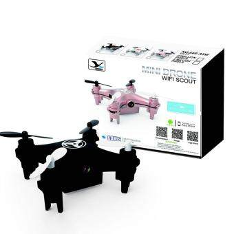 Malaysia Prices 668-A5W Quadcopter 6-Axis Gyro 4CH 3D Drone Real Time FPV RC WIFI Camera Video
