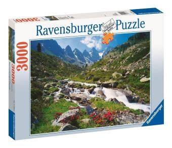 Malaysia Prices Ravensburger Austrian Mountains 3000 Piece Jigsaw Puzzle