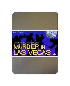 Malaysia Prices Murder in Las Vegas 10-Player Murder Mystery Dinner Party Game