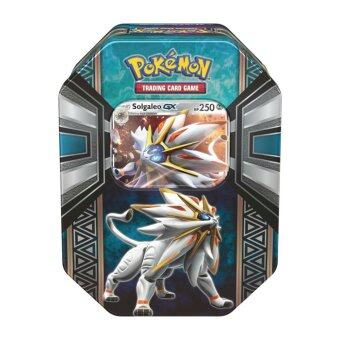 Malaysia Prices Pokemon TCG Legends Of Alola Tin - Solgaleo