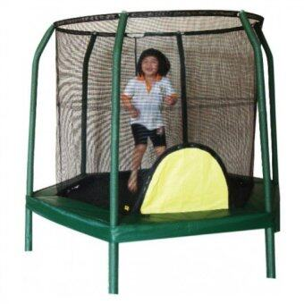 Malaysia Prices 7.5ft HEXAGONAL COMBO TRAMPOLINE