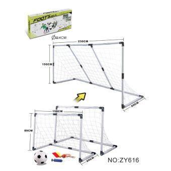 Malaysia Prices Kids FootBall Soccer Goal Post Set ZY616 Zhiyu
