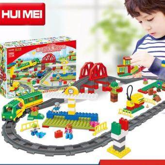 Malaysia Prices Intelligent Building Lego Blocks - Passenger & Freight Transportation Station