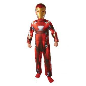 Malaysia Prices Kid Costume: Iron Man Classic Costume