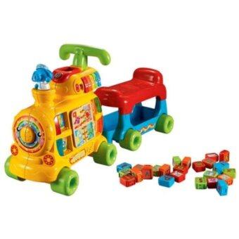Malaysia Prices Vtech Push and Ride Alphabet Train