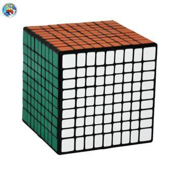 Malaysia Prices 2017 New Shengshou 9.2cm 9x9x9 Cube(PVC Sticker) Magic Cube Puzzle Speed Twist Learning & Education Toys