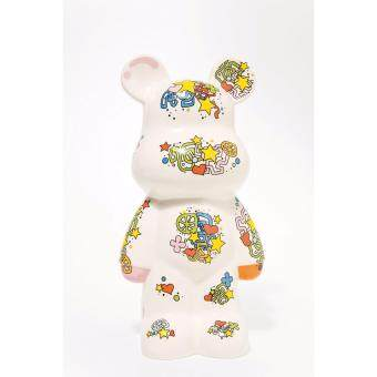 Malaysia Prices KARE Funky Bear Piggy Bank Home Decoration 30095 (Assorted Colour)