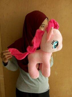 Malaysia Prices My Little Pony Large Size 40cm x 40cm (Pink)