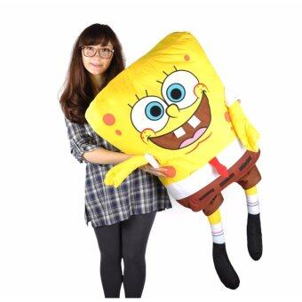Malaysia Prices Large Size SPONGEBOB SQUAREPANTS Stuffed Soft Plush Toys 120cm