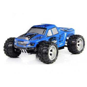 Malaysia Prices WLtoys VORTEX A979 1:18 RC Monster Truck 4WD RC Car - Blue