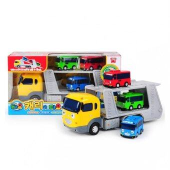 Malaysia Prices The Little Bus TAYO [ Carry & Tayo Friends ] Friction powered Car / Wind up toy