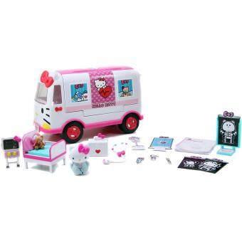 Malaysia Prices Hello Kitty Emergency Ambulance Playset