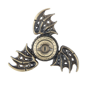 Malaysia Prices 2017 New Fidget Toy Game of Thrones Hand Spinner Metal Finger Stress Tri Spinner Dragon