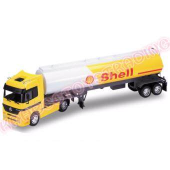 Malaysia Prices Welly 1/32 Mercedes Benz Actros Shell Petrol Tanker -KB32282