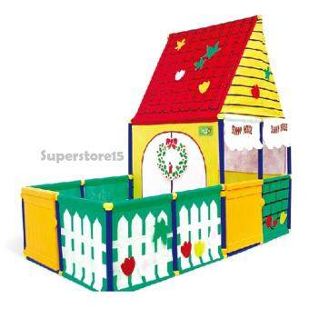 Malaysia Prices Sunny Children's Playhouses Play Tent Non Woven Indoor Outdoor Portable Playhouse for Kids Indoor Game Room Christmas Gift Birthday Gift