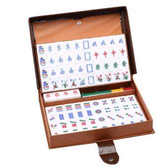 Malaysia Prices Mahjong 3 Player Super White Set (HK)