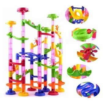 Malaysia Prices 290Pcs Building Blocks Marble Run Race Game Construct Creative Towers Kids Gift
