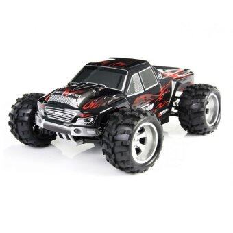 Malaysia Prices WLtoys VORTEX A979 1:18 RC Monster Truck 4WD RC Car Black