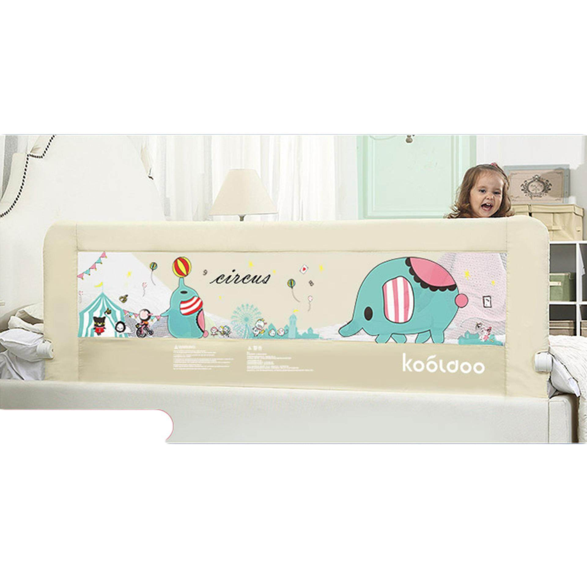 Baby bed rails - Kooldoo T Op Baby Safety Bed Rails Bed Guard Bed Fence 2 0m Lazada Malaysia