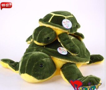 Large turtle plush toy doll birthday gift pillow