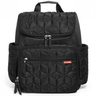 skip hop forma backpack diaper bag black lazada malaysia. Black Bedroom Furniture Sets. Home Design Ideas