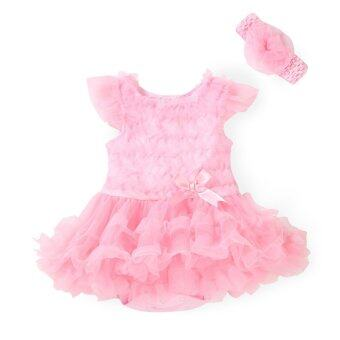 summer two piece baby hair band tutu lazada malaysia
