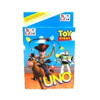 UNO Toy Story Card Game