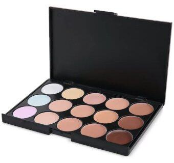 15 Colors Professional Concealer Makeup Party Contour Palette