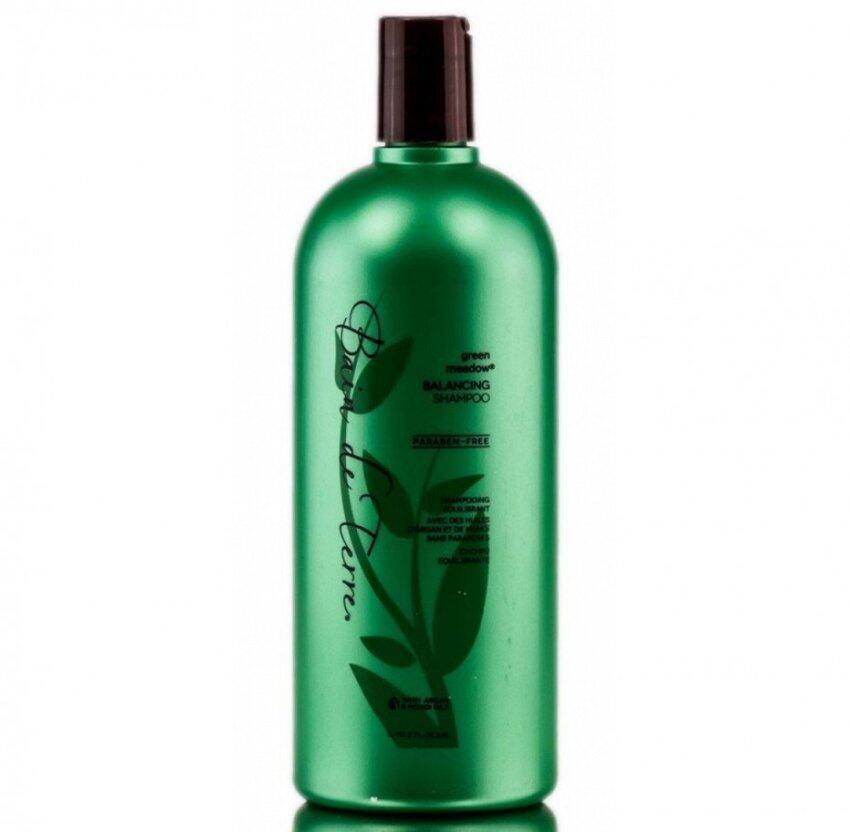 bain de terre green meadow shampoo 1000ml - Colorant Bain