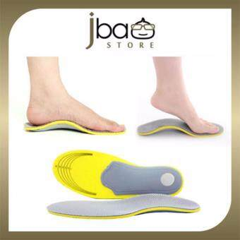 Bio-Mechanics Orthotic Arch Support Shoe Insole Flatfoot Shoes Insoles Flat Foot (Female)