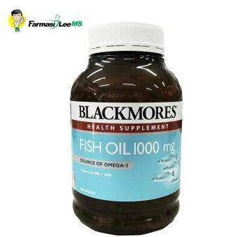 Blackmores Fish Oil 400s (Exp 09/2018)
