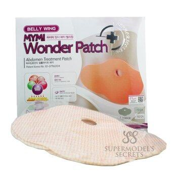 Korea Mymi Wonder Slimming Patch for Tummy or Waist ...