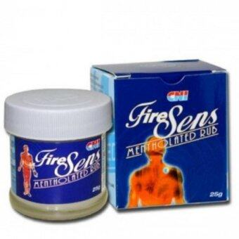 (Original) CNI FIRESENS MENTHOLATED RUBS 25GM