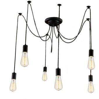 173273581 also 6 E26 E27 Drop Light Edison Bulbs Vintage   Spider Chandeliers Dining Room Ceiling Pendant Lights Creative Bar Pendant L  Fashion Diy Cafe Fairy Pendant L  Include Bulbs 2648568 additionally Dir Kids Baby furniture And Decorations children S Bookcase 0107368 further Teces 14 besides I0000cP p. on living room ceiling
