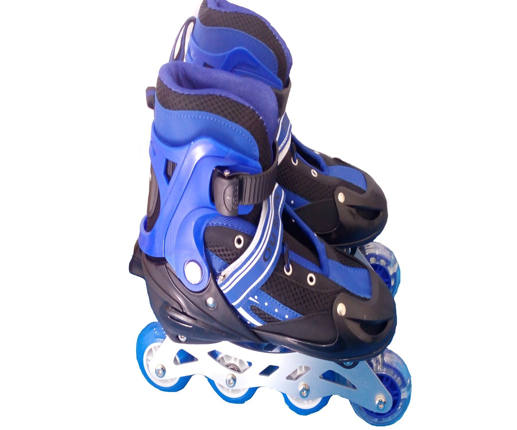 Roller skate shoes malaysia - Adjustable Inline Skate Roller Blade Blue Size L Lazada Malaysia