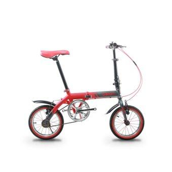 GARION G1410-BC 14 Inch Single Speed Folding Bike Bicycle