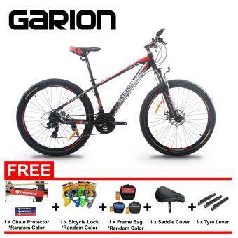 GARION G275119-BC 27.5 Inch / 650B Alloy MTB Mountain Bike Bicycle with 24 Speed Gear