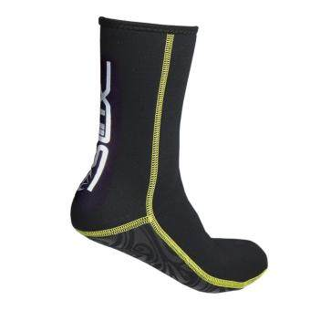 Neoprene 3MM Diving Scuba Swimming Surfing Socks Water SportsSnorkeling Boots Black