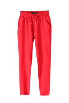 Buytra Harem Pants (Red)