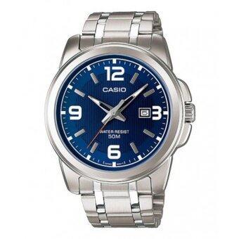 Casio ENTICER MTP-1314D-2AV Analog Men's Watch Blue